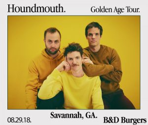 B&D Presents: HOUNDMOUTH @ B&D Congress Street